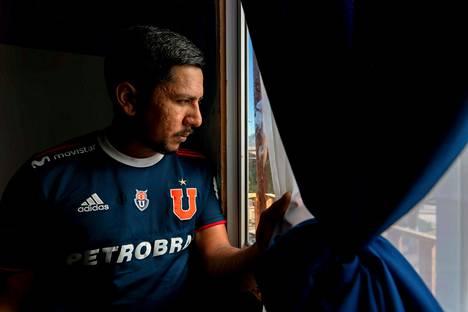 Jimmy Sanchez on joukon nuorin, mutta työkyvyttömänä mielenterveyssyistä.