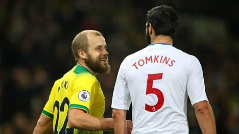 Teemu Pukki ja Norwich City kohtaavat Burnleyn FA-cupin 4. kierroksella.