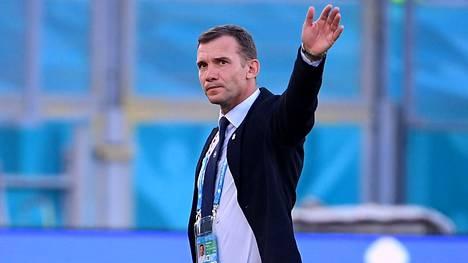 Andrei Shevtshenko on entinen huippuhyökkääjä, joka pelasi Kiovan Dynamon lisäksi AC Milanissa ja Chelseassa voittaen muun muassa Mestarien liigan.