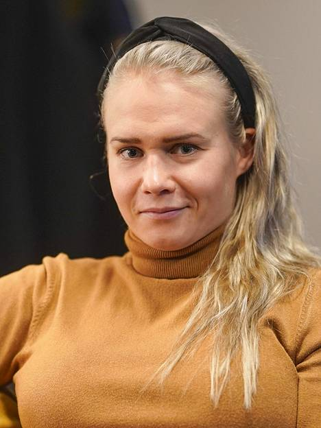 Petra Olli yrittää opetella rauhallista arkielämää hektisen ja intensiivisen painiuran jälkeen.