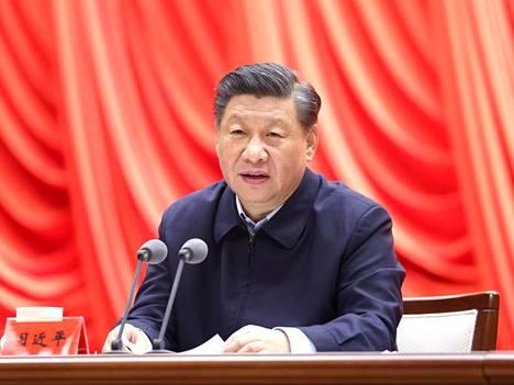 Xi Jinpingin Kiina joutui Trumpin kauppasodan kohteeksi, mutta selvisi hyvin.