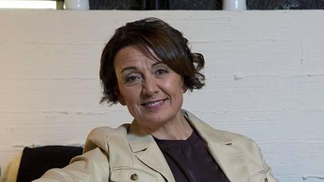 Anneli Ranta puhuu ET Terveys -lehdessä terapian tärkeydestä.