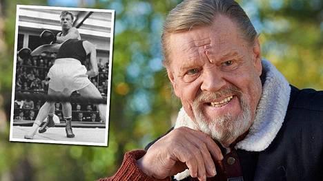 Vesa-Matti Loiri on tehnyt vaikuttavan uran myös urheilun parissa.