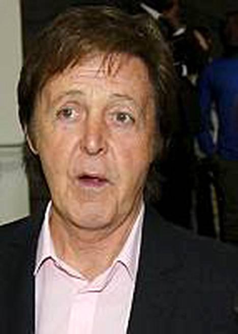Sir Paul McCartney kiertää Eurooppaa joulukuussa.