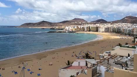 TUI kertoo, että heidän kauttaan matkoja on varattu talvilomien ajaksi eniten Kanariansaarten Gran Canarialle.