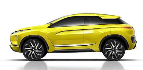 Auto on valmistajan luonnehdinnan mukaan kuin yhdestä kappaleesta veistetty.