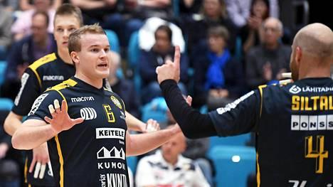 Savo Volley selvitti VaLePan ottelupallot ja palasi sarjakärkeen