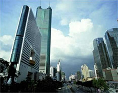 Shenzhenin metro kuuluu maailman 20 suurimman joukkoon. Viime vuonna siellä tehtiin yli 780 miljoonaa matkaa.