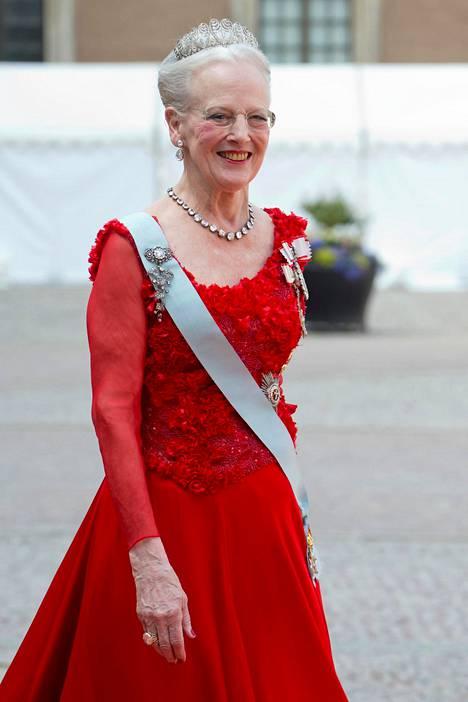 Tanskan kuningatar Margareeta vierailee viikonloppuna Virossa.