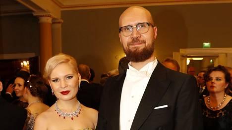 Touko Aalto ja Iris Flinkkilä ovat eronneet.