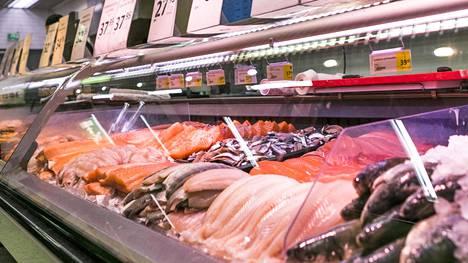 Kalan kuluttaminen on lisääntynyt kuluneen vuoden aikana.