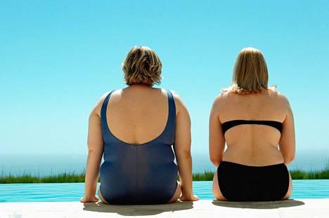 Keskivartalolihavuus