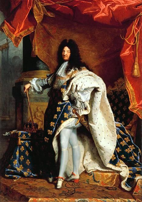 Aurinkokuningas Ludvig XIV otti kaiken vallan itselleen kukistaakseen suuraatelin.