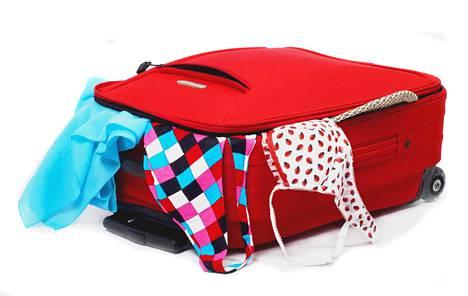 Yksityiskohtia, kuten erilaisia taskuja, on matkalaukuissa enemmän kuin ennen.