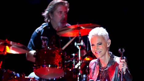 Pelle Alsig tunnettiin Roxette-yhtyeen rumpalina.
