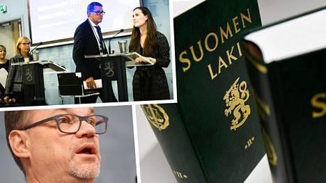 Juha Sipilän (kesk) hallitus sai viime kaudella runsaasti kritiikkiä lainvalmistelun puutteellisuudesta. Pääministeri Sanna Marinin (sd) hallituksen lainvalmistelussa on ollut myös omat ongelmansa.