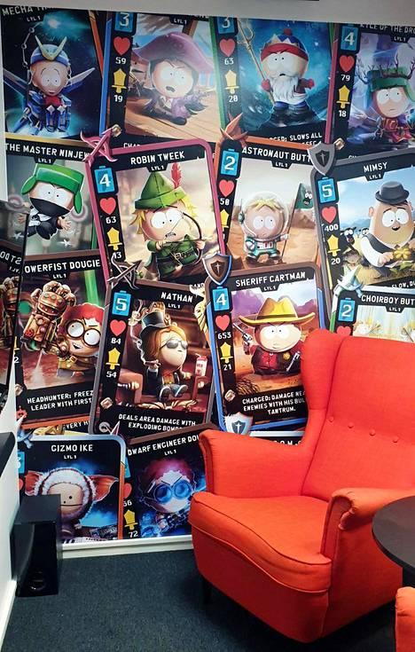 RedLynx työstää Trialsin ohella muitakin pelejä. Ubisoftin omistukseen päätymisen myötä studio teki myös Ubisoftin lisensoiman South Park -mobiilipelin. Yksi studion neuvotteluhuoneista on sisustettu pelin teemalla.