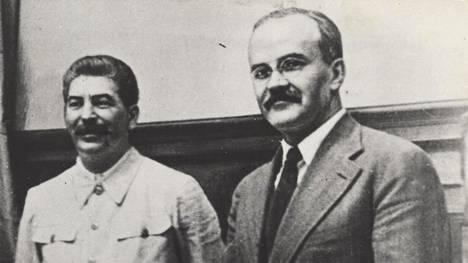 Stalin ja Molotov löivät kovat ehdot suomalaisille.