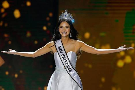 Pia Wurtzbach on hallitseva Miss Univerum.