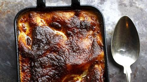 Tomi Björckin lasagneresepti on kokeilemisen arvoinen.