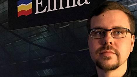 Petri Hämälä on ENCE eSports -joukkueen toimitusjohtaja.