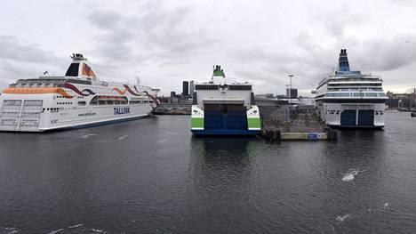 Tallink suunnittelee osakeantia.