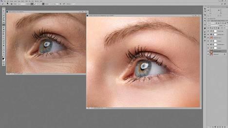 """""""Photoshoppausta"""" eli kuvankäsittelyä voi olla vaikea havaita. uusi tekniikka lupaa korjausta asiaan."""