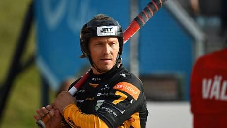 Konkari Toni Kohonen täräytti KPL:n juoksut avausjaksolla voitto-ottelussa Siilinjärvestä.