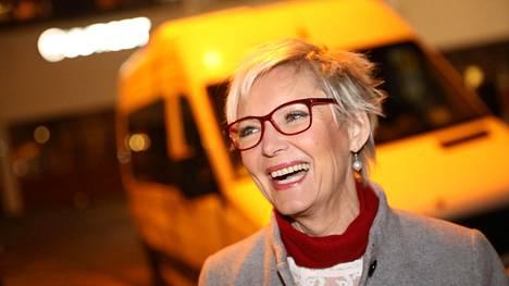 MTV:n pitkäaikainen uutisankkuri Pirjo Nuotio jäi eläkkeelle.