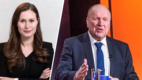 Pääministeri Sanna Marin ei kommentoi Viron sisäministerin Mart Helmeen Suomen tuoreeseen hallitukseen liittyvää kannanottoa.