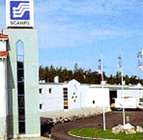 Scanfilin Paimion tehdas