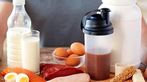 Tutkimuksen päätteeksi tehdyt testit osoittivat eniten proteiinia saaneiden lihasten voimistuneen enemmän kuin pienimmän annoksen saaneiden.