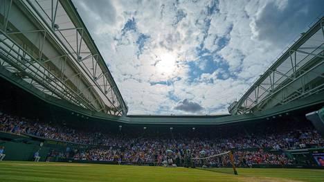 Wimbledonin maineikkaalla keskuskentällä ei pelata tänä vuonna.