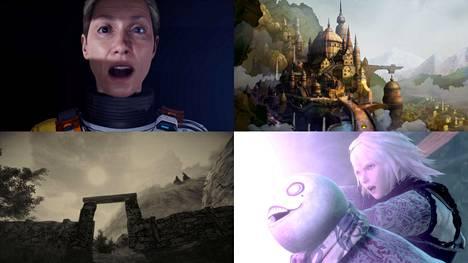 Kotimainen scifipeli Returnal nousee tähänastisen pelivuoden kärkeen. Tosin eipä kuukauden muissakaan valinnoissa mitään vikaa ole.
