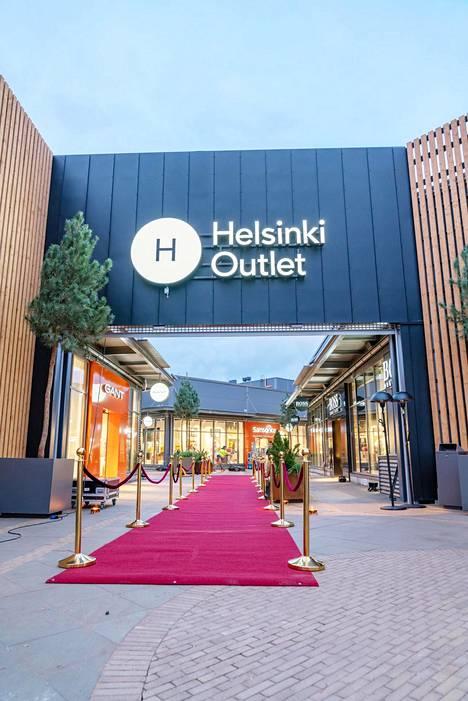 Helsinki Outlet Kylä
