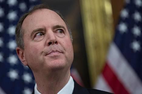 Syyttäjiä johtaa demokraattikongressiedustaja Adam Schiff.