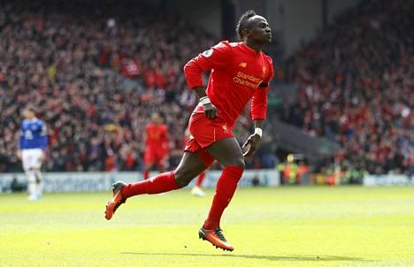 Liverpool romahti tammikuussa, kun Sadio Mane lähti Afrikan mestaruuskisoihin.