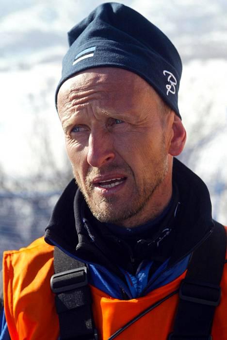 Virolainen Mari Alaver on tuttu mies myös Suomen hiihtoväelle.