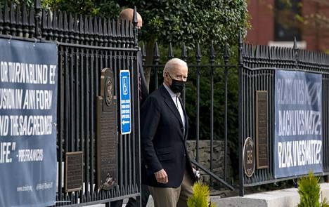 Venäjä ja Kiina aiheuttavat Joe Bidenille haasteita ulkopolitiikassa.