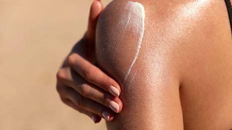 Jos iho ruskettuu, on auringolta suojautuminen epäonnistunut.
