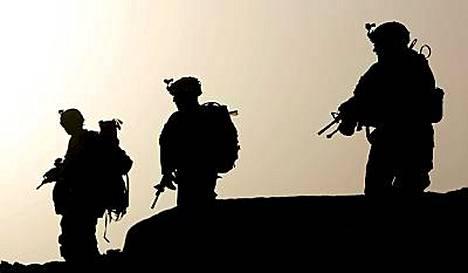 Amerikkalaissotilaita epäillään julmuuksista Afganistanissa.