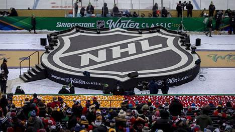 NHL ja NHL:n pelaajayhdistys eivät päässeet yhteisymmärrykseen neuvotteluissa uudesta World Cup -turnauksesta. Kuvituskuva.