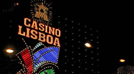 Casino Lisboa on yksi Macaon tunnetuimmista kasinoista.