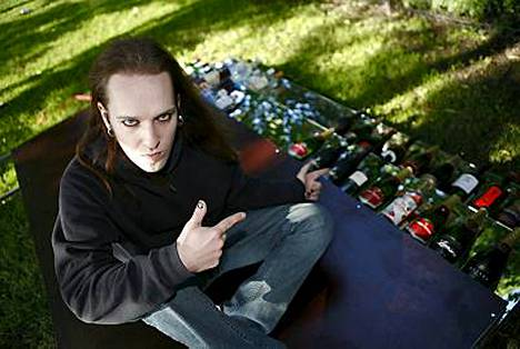 Alexi Laihon luotsaama Children of Bodom menestyy Britanniassa.