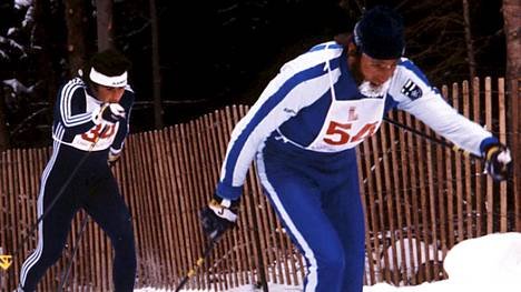Lake Placidin olympiakisoissa 1980 Mieto ei käyttänyt Adidaksen suksia, vaikka sai kolmen raidan firmalta muhkean tarjouksen.