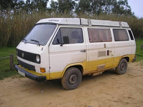 Tämän matkailuauton luullaan kuuluneen Madeleinen katoamisen pääepäilylle Christian B:lle.