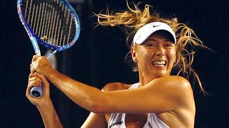 Maria Sharapova sai kahden vuoden kilpailukiellon.