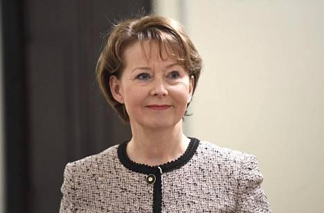 Valtakunnansyyttäjä Raija Toiviainen kertoi olevansa pettynyt eduskunnan päätökseen.