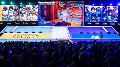 Overwatch Leaguen kolmas kausi suuntasi avausviikonloppuna New Yorkiin ja Dallasiin.
