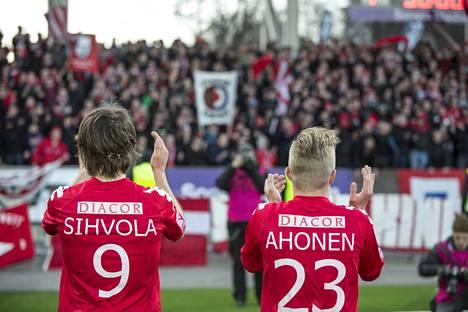 HIFK jahtaa kauden avausvoittoaan.